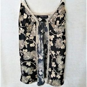 Victoria's Secret Floral Flyaway Cami Size S/P